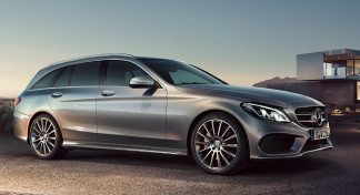 La nouvelle Classe C Break de Mercedes-Benz